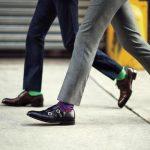 靴下の色はどうあるべきか
